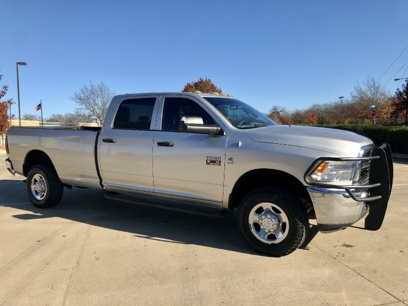 RAM 3500 2012 price $22,600