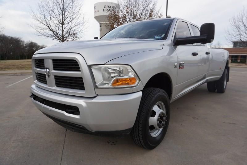RAM 3500 2012 price $23,500