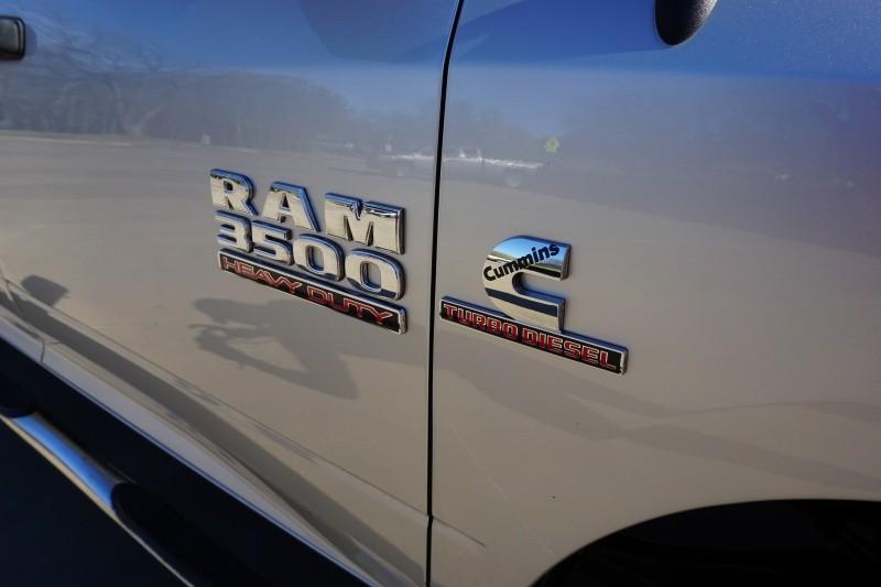 RAM 3500 2015 price $26,500