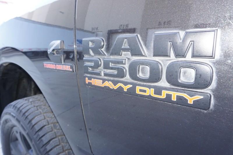 RAM 2500 2016 price $25,850