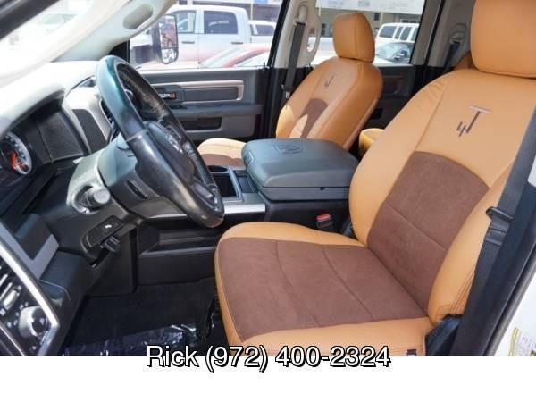 RAM 3500 2014 price $36,800