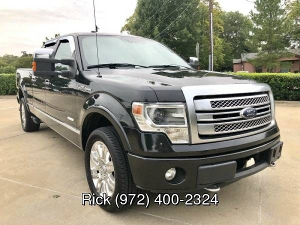 Ford F-150 2013 price $15,850