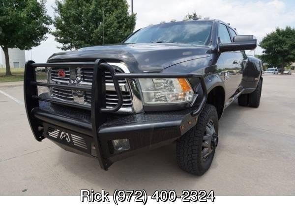 RAM 3500 2015 price $34,900