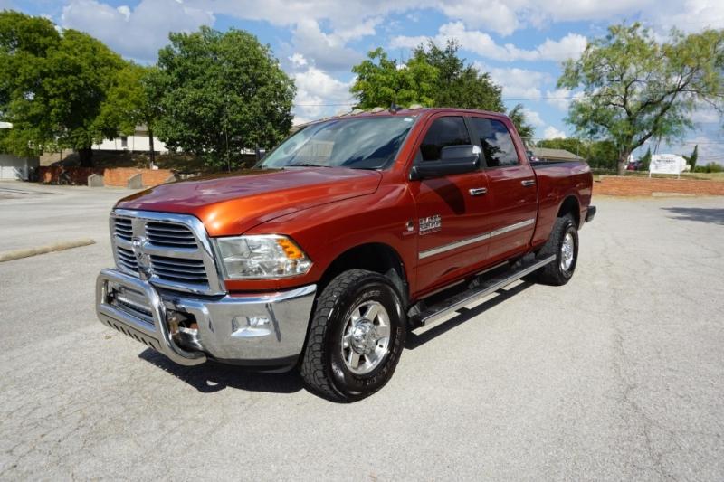 RAM 2500 2013 price $24,600