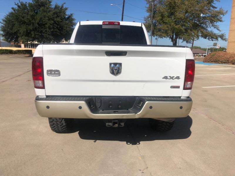 RAM 2500 2011 price $35,200