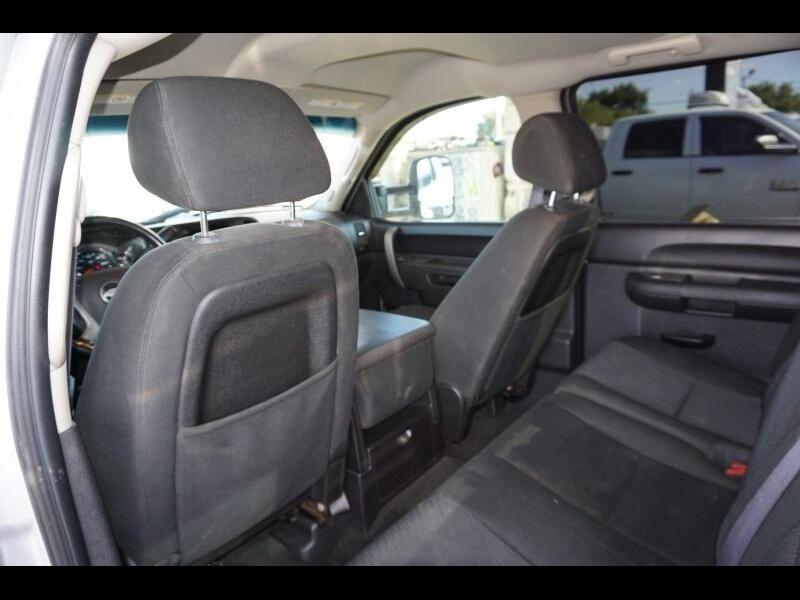 Chevrolet Silverado 2500HD 2011 price $15,800