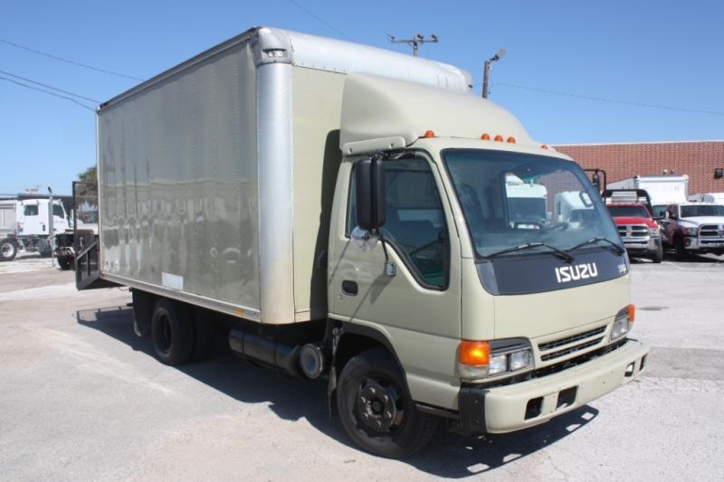 Isuzu W3S042 NPR DSL REG 2004 price $10,795