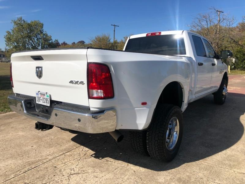 RAM 3500 2017 price $26,900