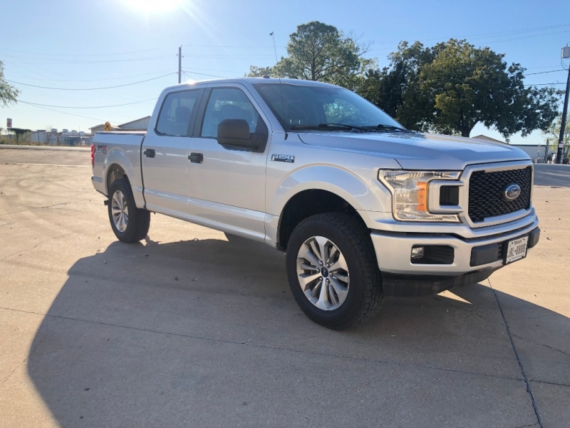 Ford F-150 2018 price $23,800