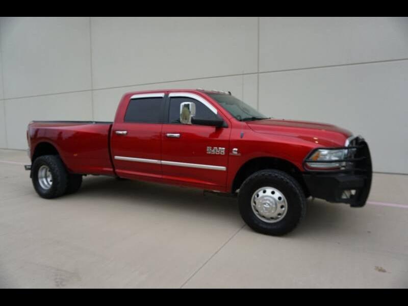 RAM 3500 2013 price $22,600