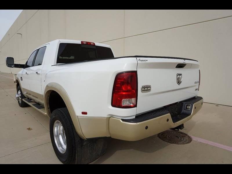 RAM 3500 2012 price $29,600
