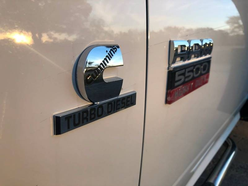 RAM Ram Chassis 5500 2011 price $21,500