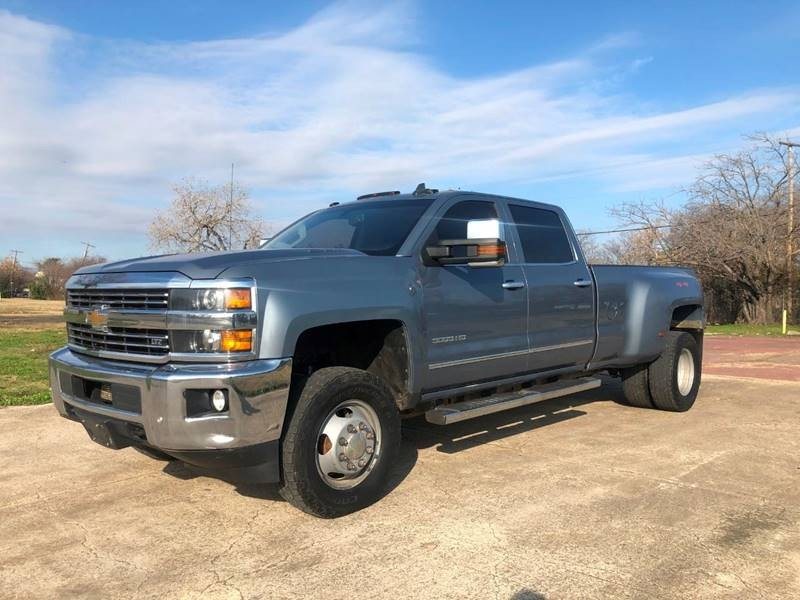 Chevrolet Silverado 3500HD 2015 price $31,800