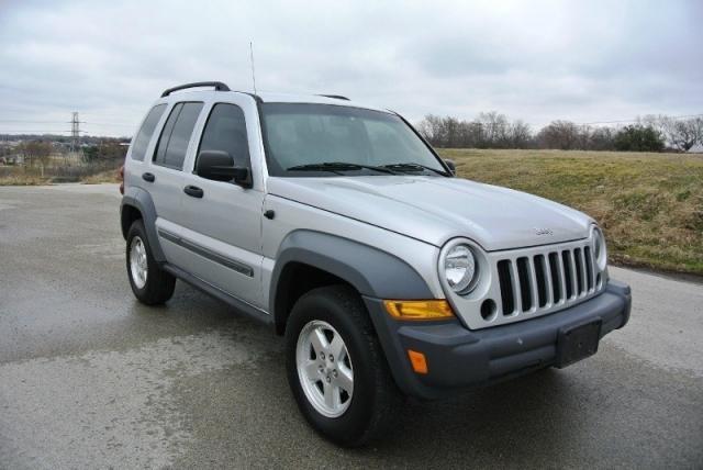 2005 Jeep LIBERTY DIESEL 4X4