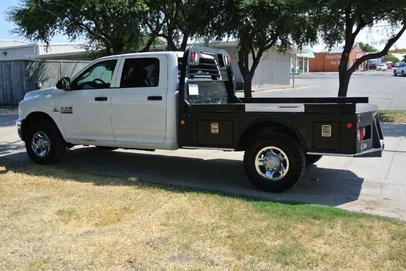 Ram 5500 Flatbed >> Dodge Ram 2500 4WD CrewCab Flatbed Diesel - ATP Auto Finance | Auto dealership in Grand Prairie ...