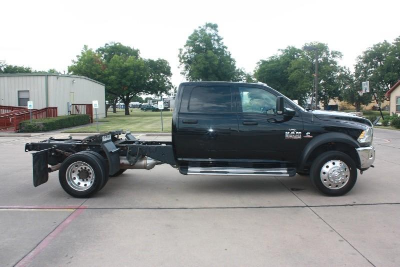 Chevy Dealership Dallas >> 2014 Ram 5500 4x4 QuadCab Dually Diesel Cab&Chassis Hot Shot Rig - ATP Auto Finance | Auto ...