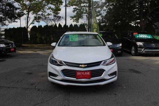 Chevrolet Cruze 2017 price $18,889