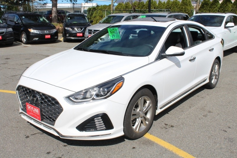 Hyundai Sonata 2018 price $25,889