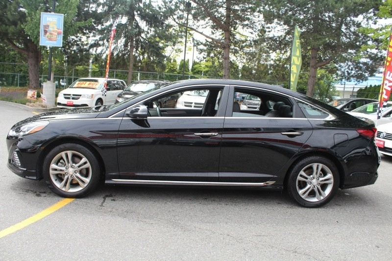 Hyundai Sonata 2018 price $24,889