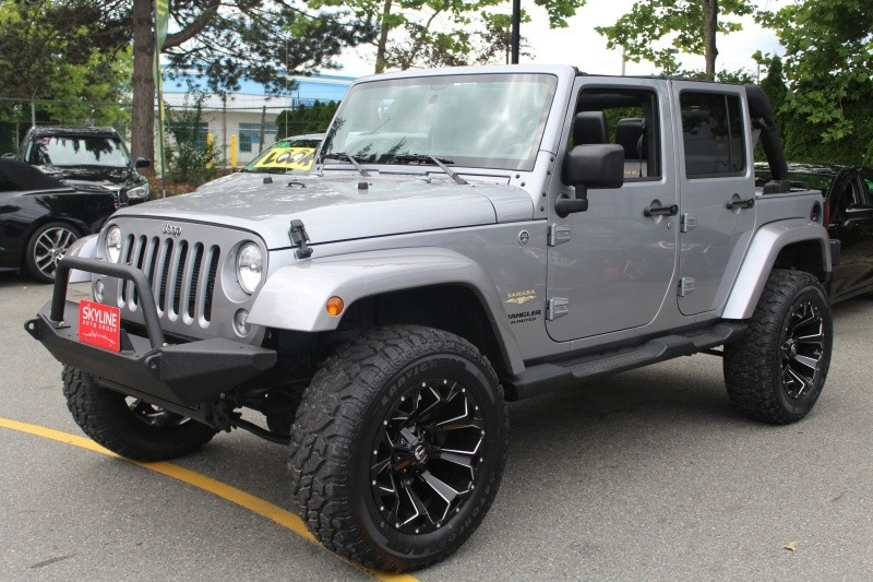 Jeep Wrangler Unlimited 2015 price $38,889