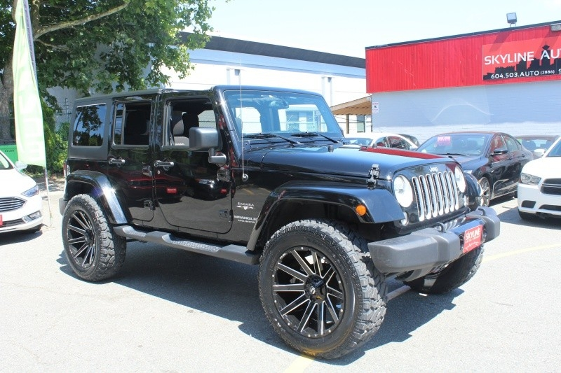Jeep Wrangler Unlimited 2017 price $40,889