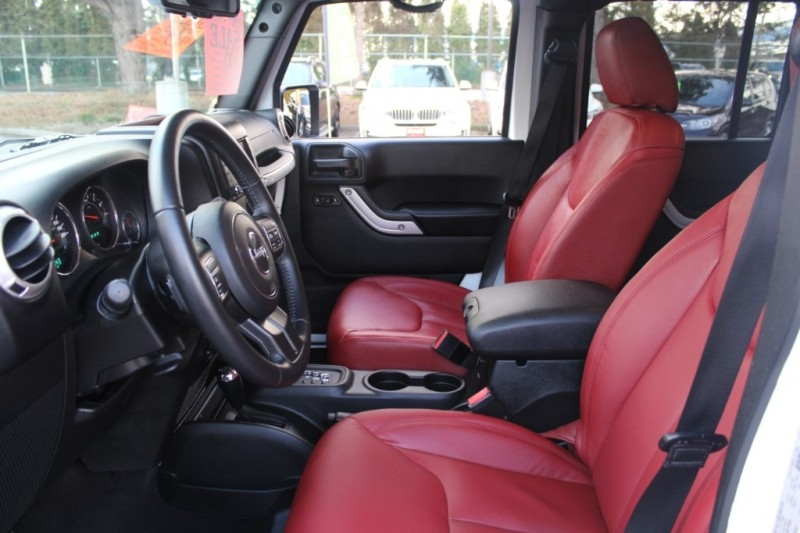 Jeep Wrangler JK Unlimited 2018 price $42,889