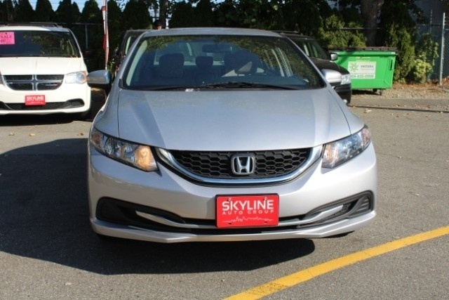 Honda Civic Sedan 2014 price $14,889