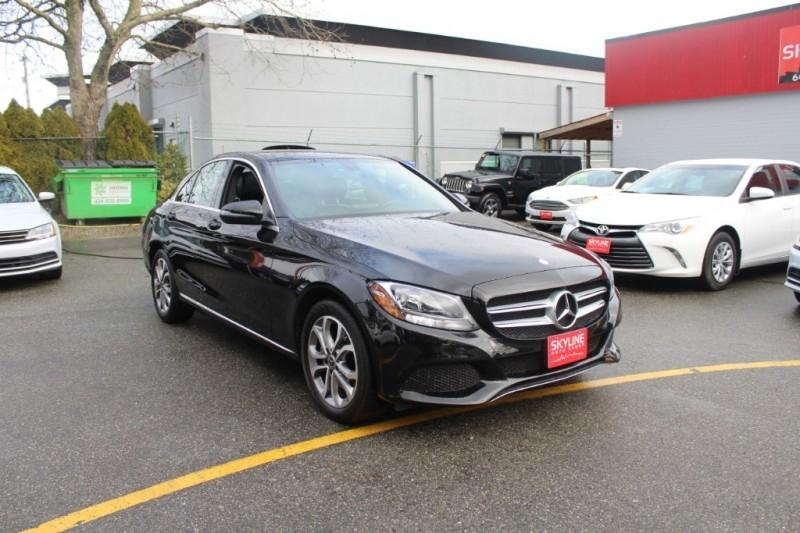 Mercedes-Benz C-Class 2017 price $34,889