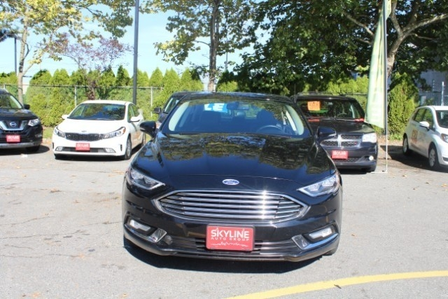 Ford Fusion 2017 price $24,889