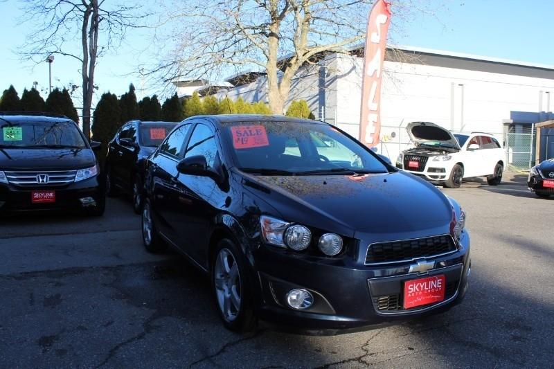 Chevrolet Sonic 2016 price $12,889