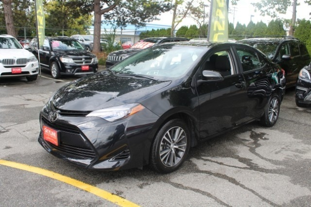 Toyota Corolla 2017 price $19,889