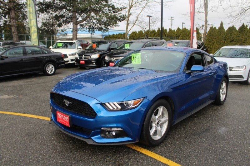 Ford Mustang 2017 price $26,889