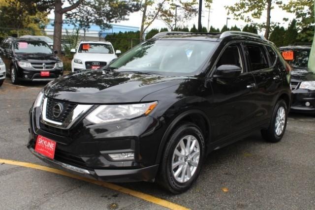 Nissan Rogue 2018 price $27,889