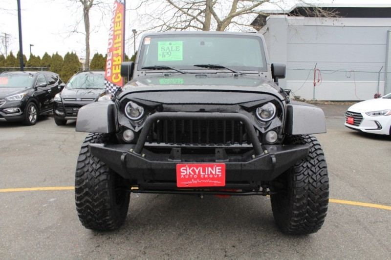 Jeep Wrangler JK Unlimited 2018 price $39,889