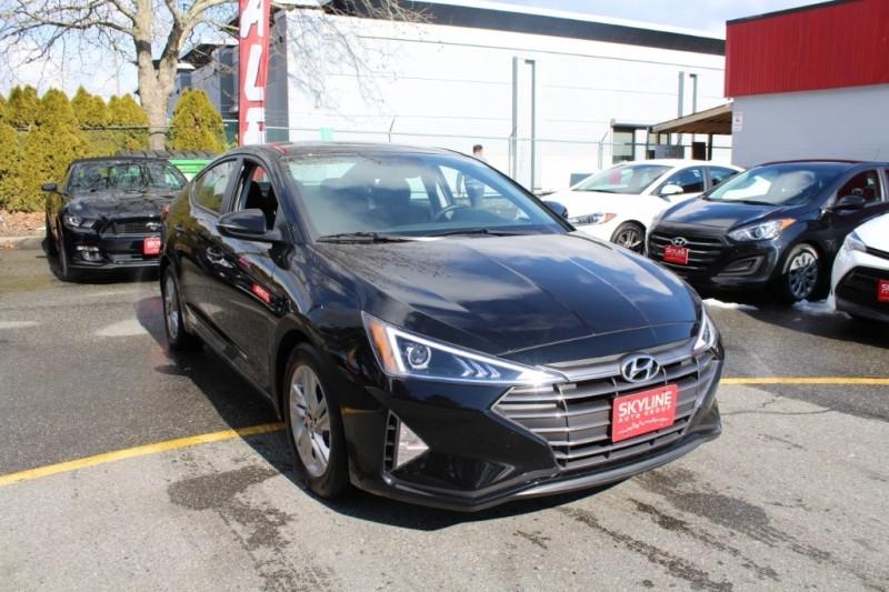 Hyundai Elantra 2019 price $22,889