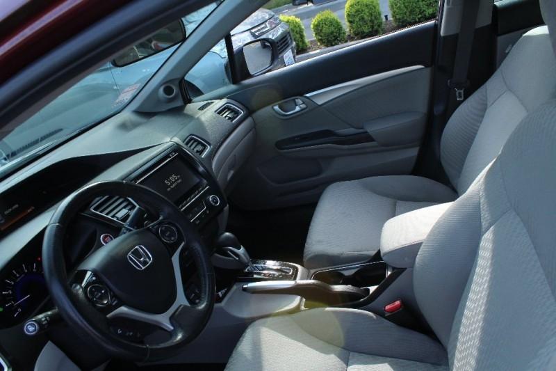 Honda Civic Sedan 2015 price Call for Pricing.