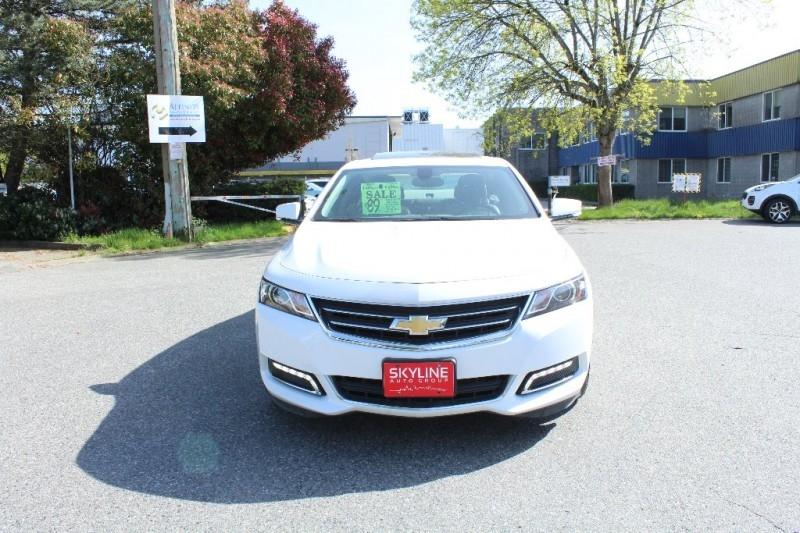Chevrolet Impala 2018 price $25,889