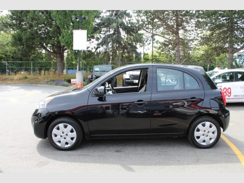 Nissan Micra 2016 price Call for Pricing.