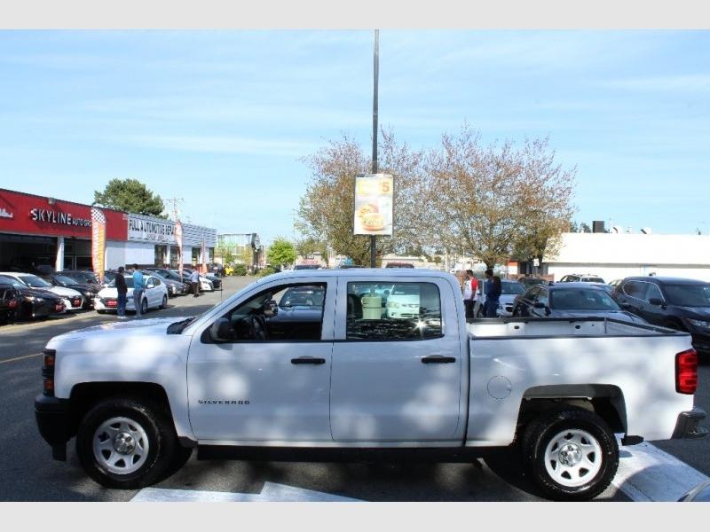 Chevrolet Silverado 1500 2014 price $19,889