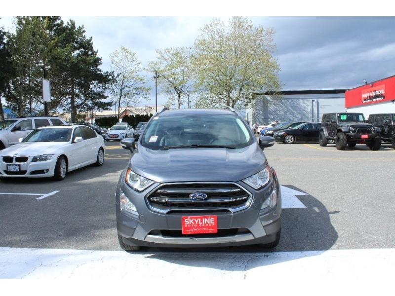 Ford EcoSport 2018 price $28,889