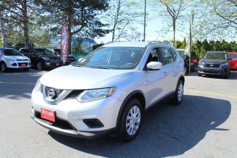 Nissan Rogue 2014 price $12,889