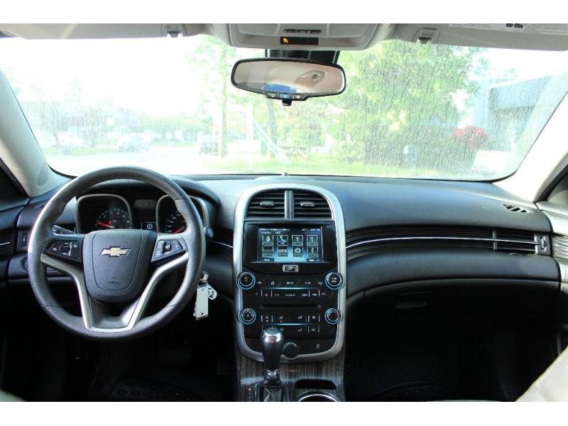 Chevrolet Malibu Limited 2016 price $14,889