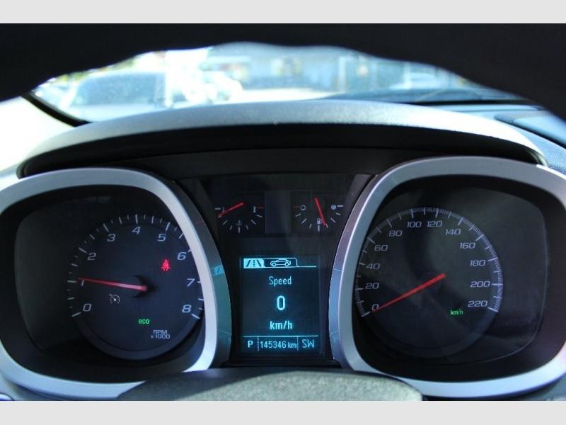 Chevrolet Equinox 2016 price $14,889