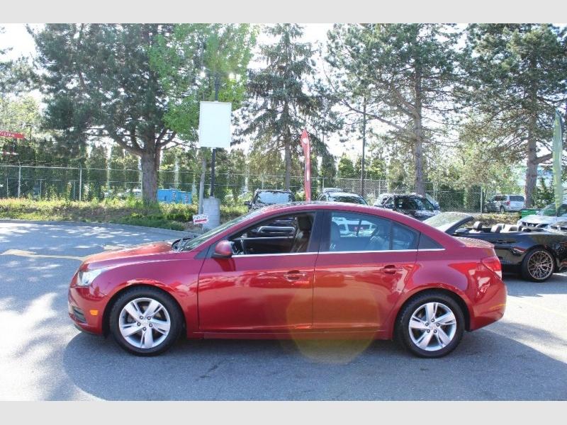 Chevrolet Cruze 2014 price $11,889