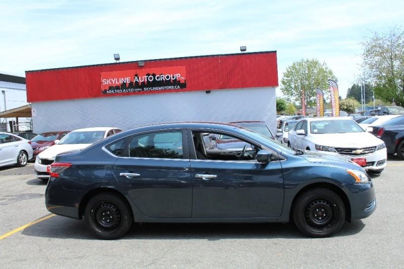 Nissan Sentra 2014 price $9,889