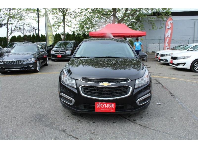 Chevrolet Cruze 2015 price $14,889