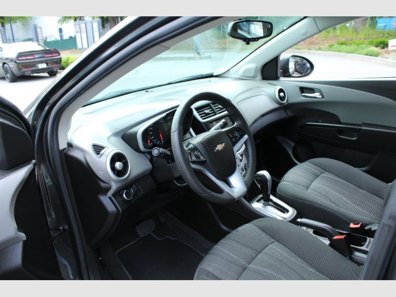 Chevrolet Sonic 2018 price Call for Pricing.