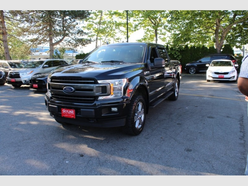 Ford F-150 2018 price $37,889