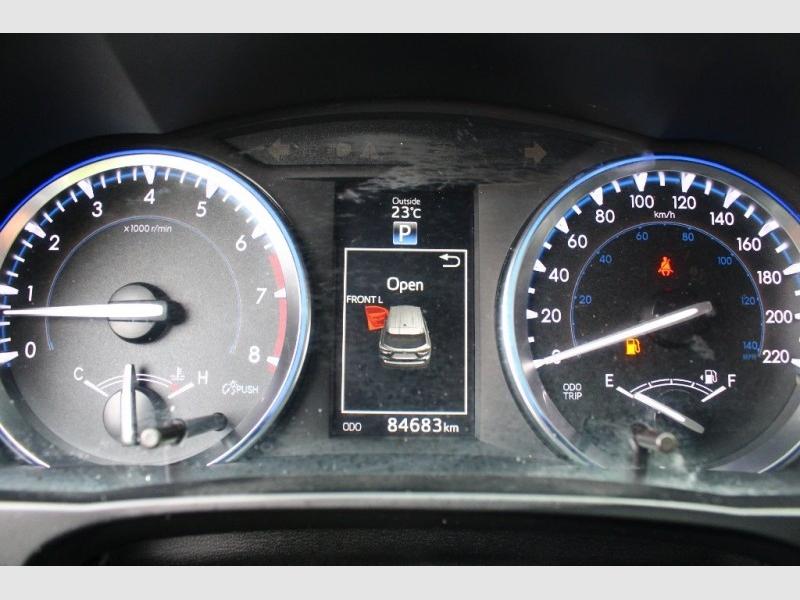 Toyota Highlander 2016 price $33,889