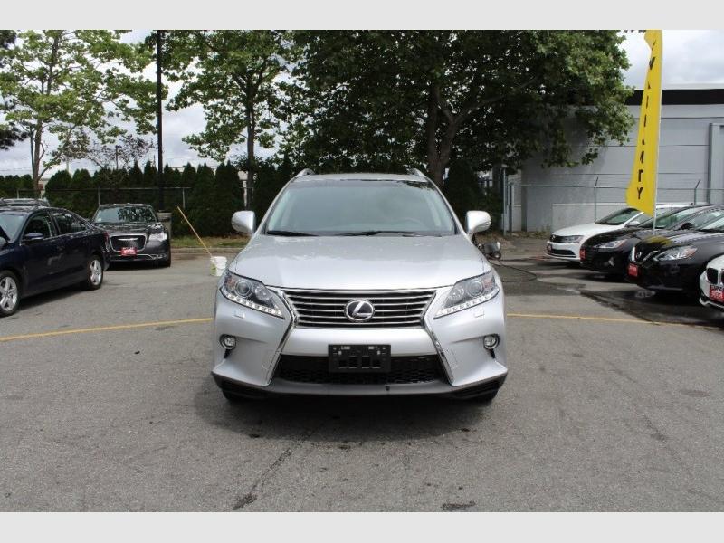 Lexus RX 350 2015 price $34,889